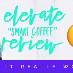 """Elevate Coffee Review, what's the hype behind this """"smart coffee""""?! Does it really work??"""